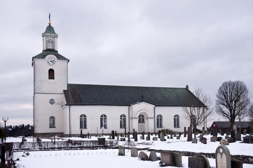 Markaryds kyrka